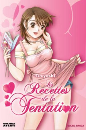 Les Recettes De La Tentation Manga