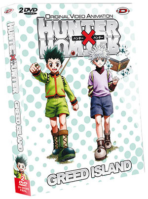 Hunter X Hunter - Greed Island Manga