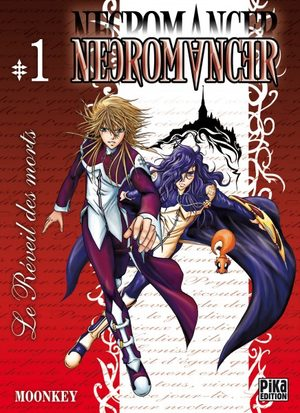 Necromancer Global manga