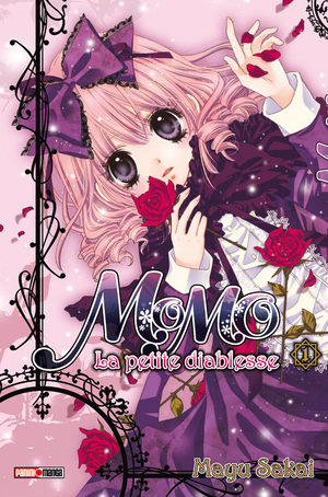 Momo - La Petite Diablesse Manga