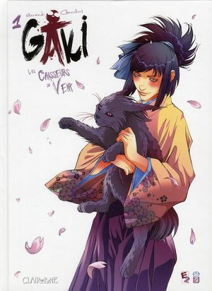 Gaki - Les Chasseurs de Vents Global manga