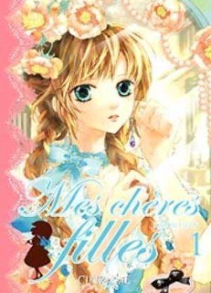 couverture, jaquette Mes chères filles 9  (Clair de lune Manga)