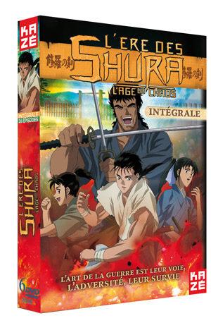 L'ère des Shura Série TV animée
