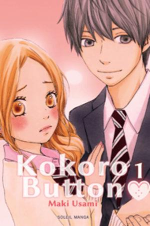 Kokoro Button Manga