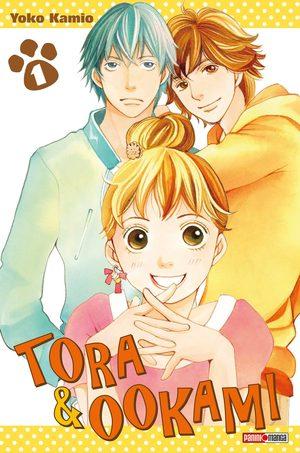 Tora & Ookami Manga
