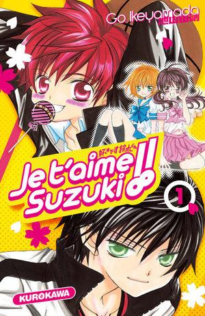 Je t'aime Suzuki !! Manga