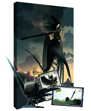 Wakfu Heroes : Le Corbeau Noir Global manga