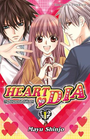 Heart no Dia Manga