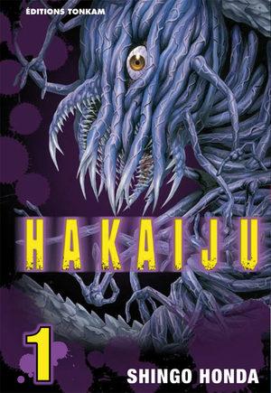 Hakaiju Manga