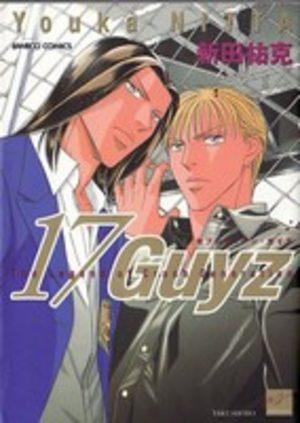 17 Guyz The Legend of Crash Generation Manga