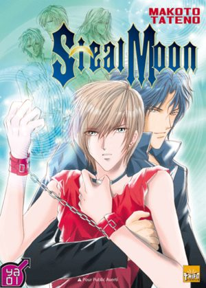 Steal Moon Manga