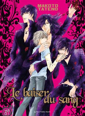 Le Baiser du Sang Manga
