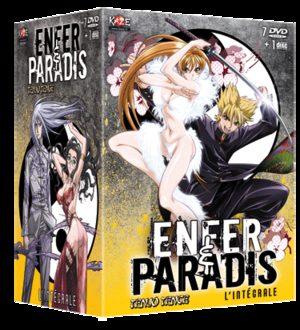 Enfer et Paradis Série TV animée