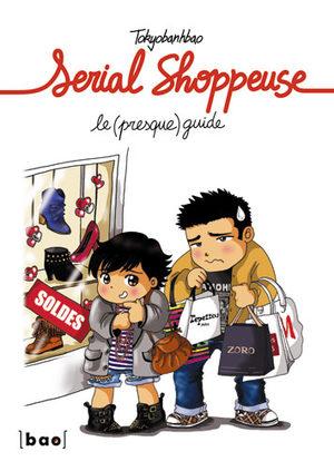 Serial Shoppeuse Manga