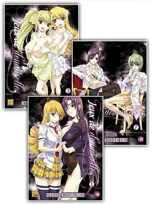 Jeux de demoiselles Manga