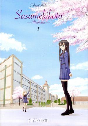 Sasamekikoto Manga