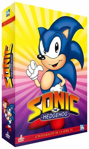 Les Aventures de Sonic Série TV animée