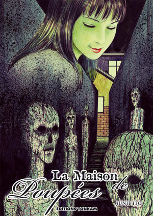 La Maison de Poupées [Junji Ito Collection n°9] Manga