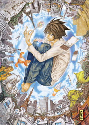 Death Note - L Change The World Roman