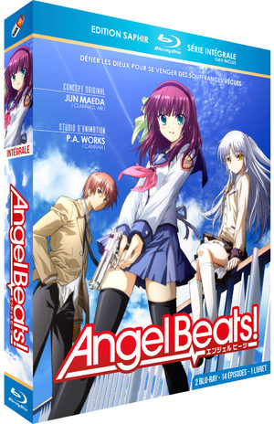 Angel Beats ! Série TV animée