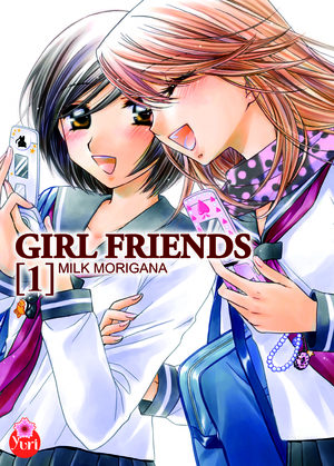 Girl Friends Manga