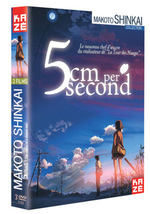 5 cm par Seconde - Voices of a Distant Star Produit spécial anime