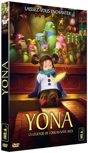 Yona La Légende de l'Oiseau sans Aile Film
