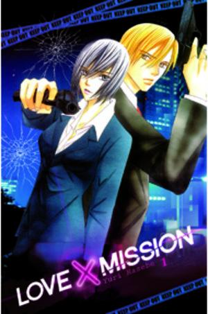 Love X Mission Manga