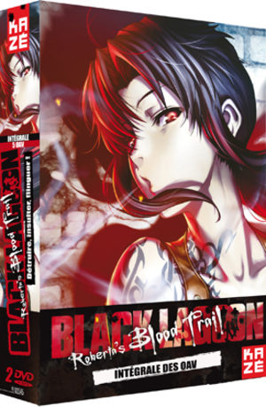 Black Lagoon Roberta's Blood Trail OAV