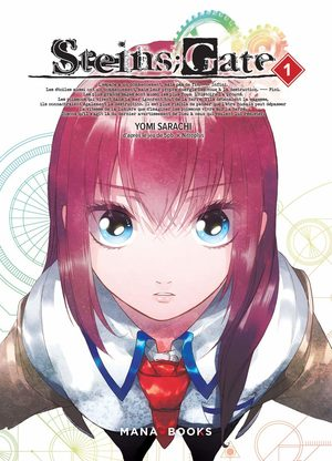Steins;Gate Manga