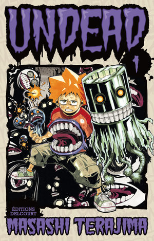 Undead Manga