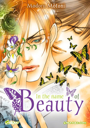 In the name of Beauty Manga