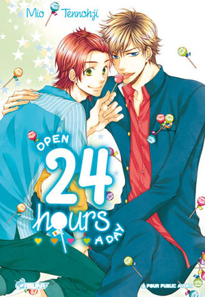 Open 24 Hours a day Manga