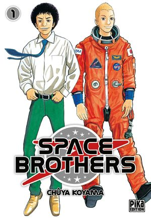 Space Brothers Manga