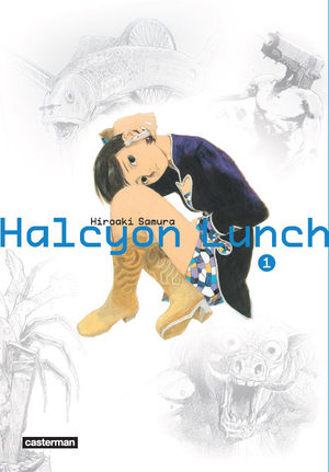 Halcyon Lunch Manga