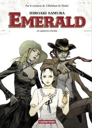 Emerald et autres récits Manga