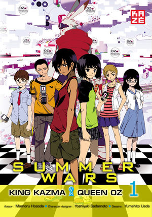 Summer Wars - Oz Championship Manga