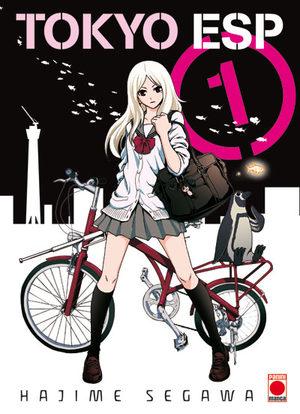 Tôkyô ESP Manga