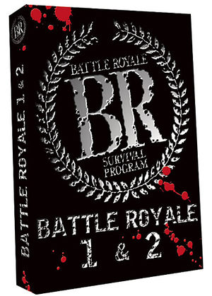 Battle Royale - Films 1 et 2