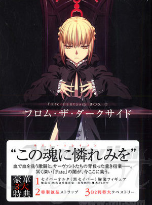 Fate Fantasm Box 2: From the Dark Side Manga