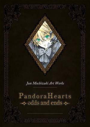 Pandora Hearts - odds and ends Artbook