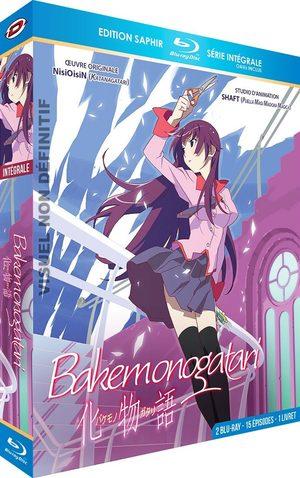 Bakemonogatari Série TV animée