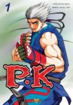 P.K Manhwa