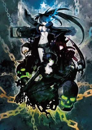 Black Rock Shooter Manga