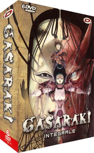 Gasaraki Série TV animée