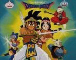 Dragon Quest  : Yuusha Abel Densetsu Manga