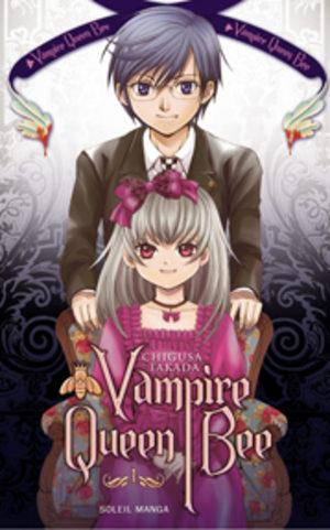 Vampire Queen Bee Manga
