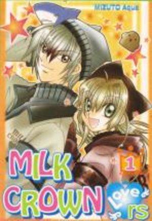 Milk Crown Lovers