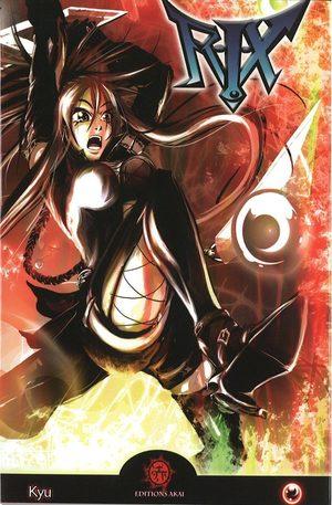 RIX Global manga