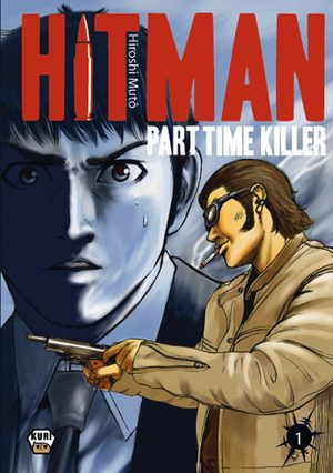 Hitman Part Time Killer Manga